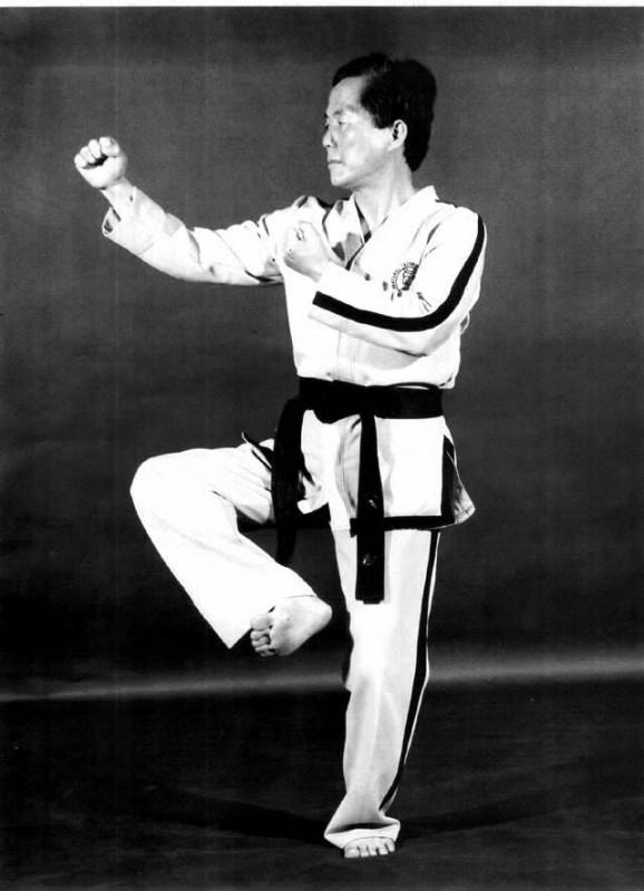 Generál Choi Hong Hi, zakladatel taekwonda